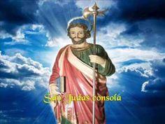 Hino São Judas Tadeu!!! - Pe. Zezinho & Maria do Rosário
