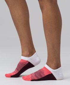 Lululemon Play All Day Sock - Tropicoral / Dark Adobe - lulu fanatics Pineapple Socks, Socks World, Short Socks, Stocking Tights, Heeled Mules, Lululemon, Stockings, Heels, Cloths
