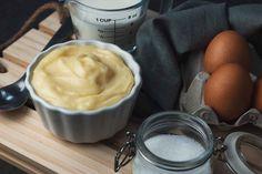Crema pastelera Peanut Butter, Pudding, Desserts, Food, Diy, Ideas, Recipes, Sweet Recipes, Deserts