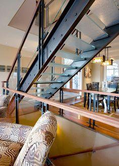 KIRO-7 Concept Home Staircase