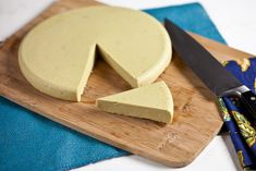 "Sunflower Cheddar - ""I make my own completely cruelty-free cheese, and I've just come up with a new, rich, mildly sharp and nutty cheddar."