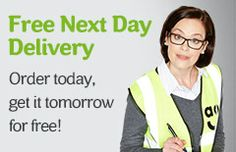 free next day delivery - order today, get it tomorrow for free! Useful for small appliances - compare prices first