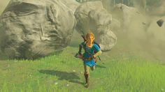 Legend of Zelda: Breath of the Wild - Taking On a Giant Rock Boss You never know what you'll find when exploring the lands of Hyrule. June 15 2016 at 05:55PM  https://www.youtube.com/user/ScottDogGaming
