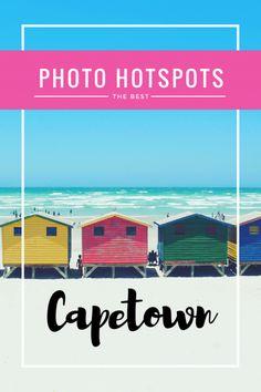 Die besten Foto Locations in Kapstadt
