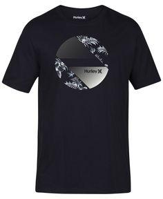 Hurley Men's Graphic-Print T-Shirt Smart and trendy tees Hang Ten, Bape, Surf Shirt, T Shirt, Shirt Shop, Mens Tee Shirts, Cool Shirts, Estilo Nike, Hurley Shirt