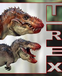 t-rex zbrush by *nebezial on deviantART