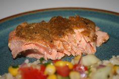 Salmon with Cumin and Lime Marinade | Recipe | Pan Seared Salmon ...