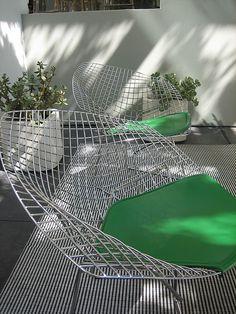 patio Bertoia