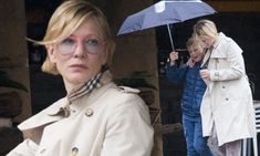 Cate Blanchett, 48, was pictured in Sydney over the weekend, with son Roman, 13.