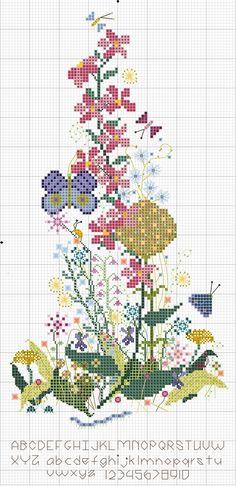 Wild Flower Sampler.