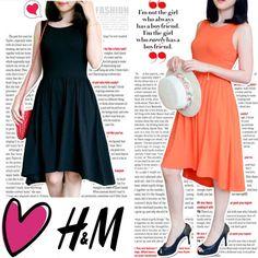 HnM dress xs,s,m,l