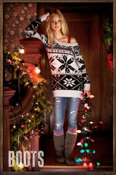 Comfy Christmas outfit