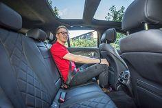 Das Mercedes E-Klasse T-Modell bietet viel Platz und noch mehr Ausstattung. Wird der Kombi mit dem Zweiliter-Diesel zum perfekten Reiseauto? Fahrbericht!