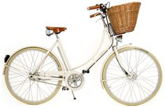 Pashley Brittania    #bikeminded #harrods #stylethecyclist    The best bike for lady like cycling around town!