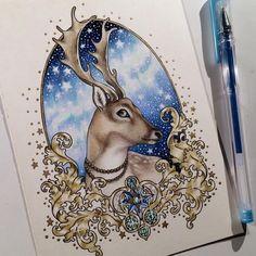 Image result for hanna karlzon deer