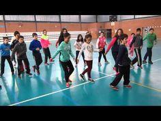 SOMOS RÍTMICOS: NOS MOVEMOS HACIENDO AERÓBIC | Educación Física Espartero