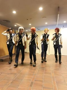 H Cosplay, Cosplay Costumes, Stage Play, Ensemble Stars, Knight, Idol, Actors, Shit Happens, Concert