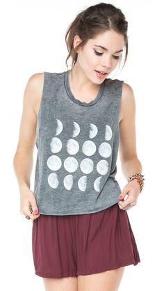DIY moonphases shirt (inspiration)