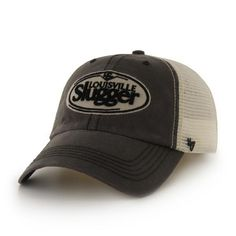 hot sale online dea4f 2cc88 ... NHL, MLS, USSF   over 900 colleges. Hats and apparel. See more.  LOUISVILLE SLUGGER CAPROCK CANYON  47 CLOSER    47 – Sports lifestyle brand    Licensed.
