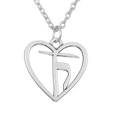 Find More Chain Necklaces Information about Handmade Heart of Truth Yoga Satya Pewter Pendant Hindu Pagan Honesty Necklace Native American Indian Jewelry,High Quality necklace small pendant,China pendant lighting for kitchen Suppliers, Cheap necklace star pendant from Talisman Jewelry Factory on Aliexpress.com