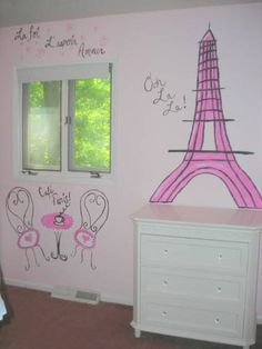 Doing a Paris themed room for my teenager - CafeMom