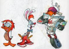 disney characters  deviantart | Three Disney characters by ~cosmosmetal on deviantART