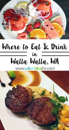 Where to Eat in Walla Walla, WA, on UrbanBlissLife.com