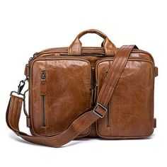 MARRANT Genuine Leather Men Bags Fashion Business Laptop Men's Briefcase Tote Shoulder Messenger Handbag Men's travel bag 432