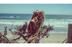 Super-stylish DJ and stylist Pamela Katz is the perfect summer muse.