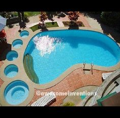 Giant Foot Pool