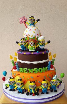 Minions Birthday Celebration | Flickr: Intercambio de fotos