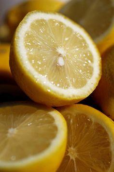 Lemon recipes - including lemon marmalade