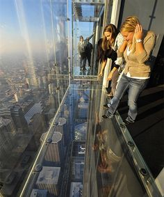 Skydeck Chicago Tickets at Willis Tower - Chicago, IL