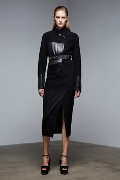 Donna Karan Pre-Fall 2015 - www.so-sophisticated.com