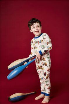fcf848cf3f Showtime Stretch Kids Pajamas