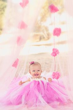 Avery's Cake Smash {One Year Baby Photos, Hanford, Visalia, CA Photographer} » Christina Baltazar Photography