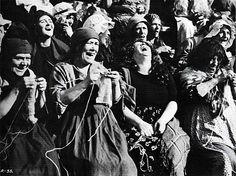 Les tricoteuses - furies de la guillotine