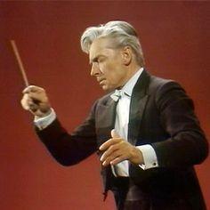Herbert von Karajan, conductor