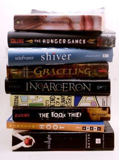 If you love to read YA fiction then you would love...... •The selection- Kiera Cass • Fateful- Claudia Gray •Witch and Wizard-James Patterson •Switched Series-Amanda Hocking • Divergent- Veronica Roth •Hunger Games - Suzzanne Collins