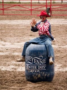 Frontier Days Cheyenne Wyoming Rodeo | Photo by Fest300.com