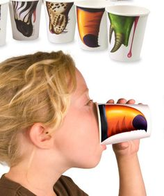 Pick Your Nose™  Party Animals -  9 oz. 24 pack  $8.99  Neat idea but can't order just the toucan nose. :(