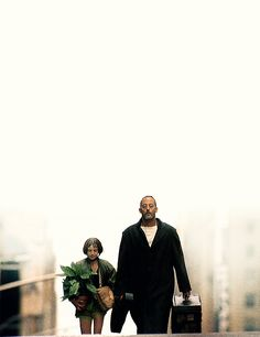 Mathilda: Is life always this hard, or is it just when you're a kid? Léon: Always like this. Leon / The Professional