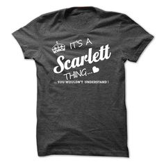 #Sportstshirt... Nice T-shirts  Worth :$19.00Purchase Now    Low cost Codes   View photographs & pictures of Its A Scarlett Thing t-shirts & hoodies:In the event you do not completely love our design, you possibly can SEARCH your favourite one through the use o.... Check more at http://tshirtguy.info/sports/cyber-monday-best-sales-its-a-scarlett-thing-at-tshirtguy-info/