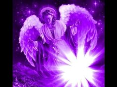 I invoke the Presence of Violet Flame Angels to flow in, through, and around you now. Namaste, Archangel Zadkiel, I Believe In Angels, The Violet, Ascended Masters, Angel Pictures, Angels Among Us, Purple Love, Purple Stuff