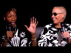 Wiz Khalifa & Amber Rose talk Miley Cyrus & Amber's Twerk Video