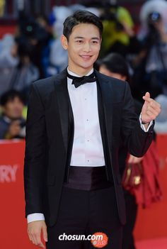 171013 Actor #ChoiMinho @ 2017 Asia Star Awards