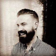 •Smiling Criminal• #instaphoto #love #lovemywork #killerscut #fridashaircut #reverbbrands #sharper #evohair #beard #beardlove #beardedmen #menstyle #fashionformen #photo #beauty #beardlife #gentleman