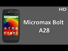 Micromax Bolt A28 Price Specification Review 3.5 inch TFT Display with 1 Ghz Spreadtrumm Processor