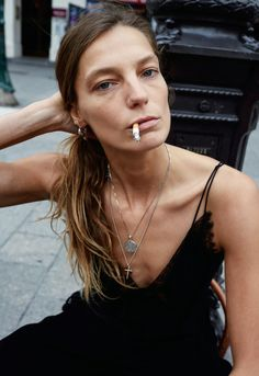 Daria Werbowy by Juergen Teller for Pop Magazine Spring Summer 2016 21
