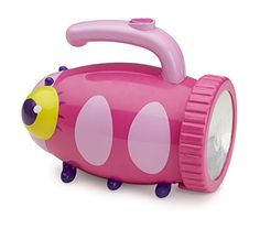 Melissa  Doug Sunny Patch Trixie Ladybug Flashlight With EasyGrip Handle ** For more information, visit image link.Note:It is affiliate link to Amazon.
